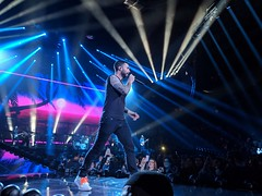 Adam Levine Maroon 5 9-27-2018 (l3n2k1) Tags: adamlevine maroon5 scotiaarena toronto canada ontario nike