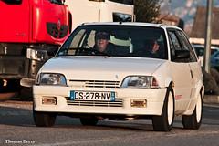 Citroën AX Sport 1990 (tautaudu02) Tags: citroën ax sport bourse cavaillon 2015 auto moto rétro voitures cars automobile coches