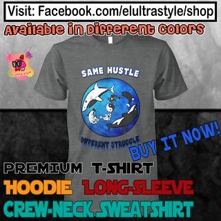 Same Hustle Different Struggle Ad