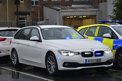 Unmarked Traffic Car (S11 AUN) Tags: west mercia police bmw 330d xdrive estate touring unmarked anpr operational patrol unit opu traffic car rpu roads policing 999 emergency vehicle
