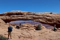 Mesa Arch 1 (ALH Photos) Tags: utah canyonlandsnationalpark islandintheskydistrict canyonlandsislandinthesky landscape mesaarch