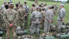 Cadets listen to the boss_SEP18.jpg (militarysciencealumniclub) Tags: military science alumni club