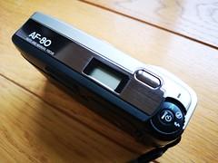 Ricoh AF80 - compact 35mm film camera (3) (nefotografas) Tags: ricohaf80 35mmfilm filmcamera 30mmlens