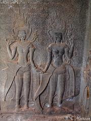 180726-051 Détails sur les murs (clamato39) Tags: angkor angkorwat cambodge cambodia asia asie gravure mur wall voyage trip temple religieux religion ancient ancestrale ancien historique historic history