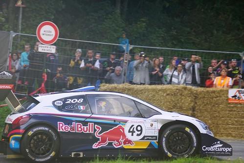 Sébastien Loeb (Peugeot 208 Pikes Peak), 9x Champion du Monde des Rallyes et vainqueur de Pikes Peak 2013