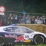 Sébastien Loeb (Peugeot 208 Pikes Peak), 9x Champion du Monde des Rallyes et vainqueur de Pikes Peak 2013 thumbnail