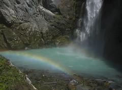 Isollaz rainbow (Paolo Dell'Angelo (JourneyToItaly)) Tags: cascatadiisollaz arcobaleno challandsaintvictor fraztargnod valledaosta italia rainbow waterfall italy