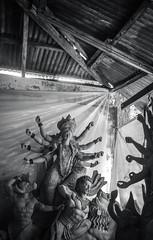 Pre Puja 2018 (pritam.nandy) Tags: puja durga dark dslr chittagong celebrating celebrate celebration capture sculpture scene god goddess good great nikon photo photography photographer photos pic blackandwhite bangladesh beautiful bengali black culture tradition happiness