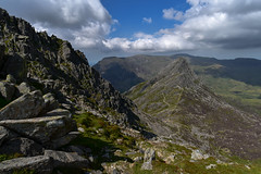 Good day on the Glyders ( Explored) (trojanhorse1956) Tags: tryfan snowdonia wales nikon