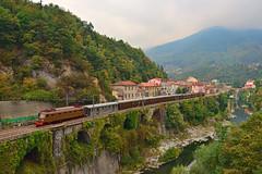 E428 (Paolo Brocchetti) Tags: paolobrocchetti e428 locomotiva ferrovia giovi nikon d810 24120 rail bahn