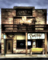 Porters (beelzebub2011) Tags: usa arizona scottsdale architecture hdr