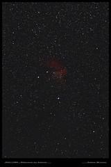 NGC7380 - Nébuleuse du Sorcier (Adrien Witczak) Tags: adrienwitczak astrophotographie astrophotography astronomie astronomy astrophoto ngc7380 nébuleusedusorcier nébuleuse cielprofond deepspace canon1000ddefiltre espace ciel