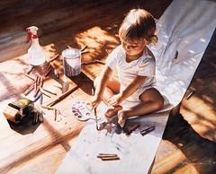Realistic Watercolor Paintings By Steve Hanks (katalaynet) Tags: follow happy me fun photooftheday beautiful love friends