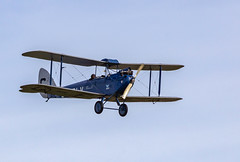 IMG_4158  DH60 Cirrus Moth (Beth Hartle Photographs2013) Tags: shuttleworthcollection shuttleworthraceday airshow aircraft historicaircraft 19101950s biplane british dehavilland