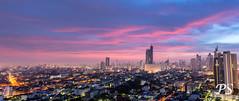 24oct18dawn-1 (pxs119) Tags: dawn morning sunrise bangkok thailand cityscape