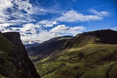 Cad Idris (tomdavies19) Tags: landscape nikon d7200 nikond7200 mountains grass wales uk clouds northwales machloop explore outdoor