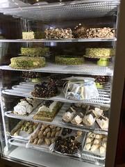 Cefalu Cake Shop (ronindunedin) Tags: italy sicily mediterranean island mafia europe cefalu cake shop