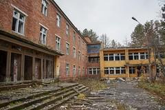 Abandoned Hospital (Staropramen1969) Tags: abandoned building hospital