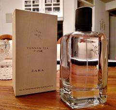 Yunnan Tea de ZARA (Gabriela Andrea Silva Hormazabal) Tags: perfumes perfume parfum eaudeparfum yunnan tea zara bottle botella