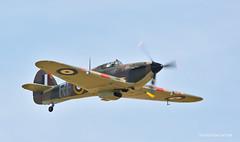 Hawker Hurricane (Moments de Capture) Tags: hawker hurricane meeting aerien airshow avion plane spotting airlegend melun villaroche onclejohn canon 5d mark3 5d3 mk3 momentsdecapture