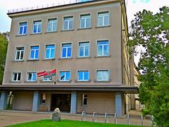 Liepaja (Libau) in western Latvia. September 24, 2018 (Aris Jansons) Tags: school liepaja libau latvija latvia baltic europe 2018