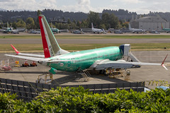 7158 43952 B-206Y 737-8 Kunming Airlines (737 MAX Production) Tags: b737 boeing737max boeing boeing737 boeing7378 boeing7378max 715843952b206y7378kunmingairlines
