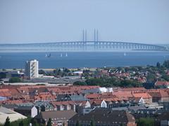 Öresundsbron (greger.ravik) Tags: köpenhamn copenhagen dlg dlg18 dag2 denmark danmark bridge bro view vy sweden sverige