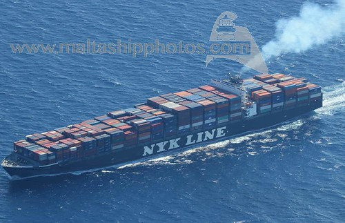 Flickriver: Most interesting photos from NYK Line Ships pool