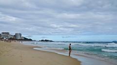 Ipanema Beach (a l o b o s) Tags: cloud cute boys boy guy sea enjoy playa mar ipanema rio de janeiro brasil brazil garoto chico praia beach arena sand sunga body candid outdoors water agua