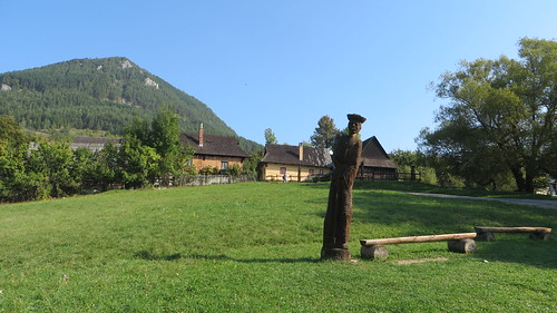 20180921-08 Vlkolínec » Village typique (XIV), UNESCO
