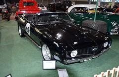 Chevrolet Camaro Cab - 1969 (pserigstad) Tags: stavanger rogaland norge norway nikon nikond5300 d5300 tamron16300 tamron motorama2018