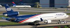 McDonnell Douglas MD-11 N272WA (707-348C) Tags: atlanta hartsfield katl airliner jetliner passenger mcdonnelldouglas douglas mcdonnell md11 worldairways world woa n272wa atl 2009 usa