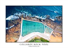Collaroy Rock Pool and ocean views from above (sugarbellaleah) Tags: rockpool pool swimming collaroy concrete ocean coast seaside rocks waves swim leisure recreation water veach sand lanes aerial perspective northernbeaches australia landscape engineering colours sydney newsouthwales au