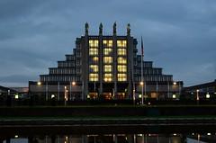 Palais des expositions (Valantis Antoniades) Tags: palais des expositions brussels belgium art deco