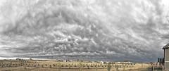 Unusual October Mammatus_2 (northern_nights) Tags: mammatusclouds clouds cloudscape skyscape rural cheyenne wyoming unusualclouds pano panorama
