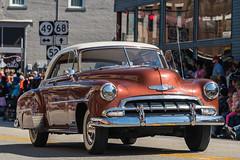 Chevy (sniggie) Tags: chevrolet hamdays hamdayscelebration mainstreet marioncounty pigasusparade classicautomobile parade car