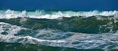 Notre mer(e) à tous (Ciceruacchio) Tags: waves vagues onda sea mer mère mare ocean oceano acqua breakingwave vaguedéferlante ondadirottura atlanticcoast costaatlantica côteatlantique medoc france francia frankreich nikond750