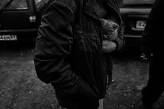 - (kirilt0) Tags: streetphoto streetphotography russia cats kitty steetportrait blackandwhite monochrome streetphotos russiapeople russiastreet portrait