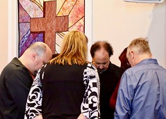 Worship Service with Chand Ahuja (9-14-2018) - Prayer (nomad7674) Tags: 2018 20180914 september beacon hill church efca evangelical free monroect monroe ct connecticut worship service pray prayer