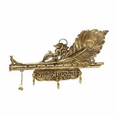 Flute And Feather Shaped Key Holder (mywowstuff) Tags: gifts gift ideas gadgets geeky products men women family home office