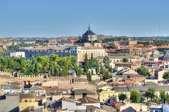 Toledo, Spain (M Malinov) Tags: toledo spain town cityscape city cityview europe eu old толедо град испания европа country