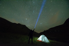 Glen Nevis (Alec-Gibson) Tags: glennevis highlands scotland stars longexposure nightphotography mountains camping tent