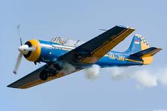 HA-JAV (Andras Regos) Tags: aviation aircraft plane fly airport lhbs spotter spotting airshow yakovlev jakovlev jak52 yak52 varigyula display show