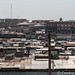 Kumasi Kejetia market rooftops