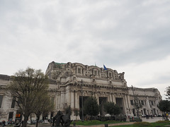 米蘭中央車站 | Milano, Italy (sonic010739) Tags: olympus omd em5markii olympusmzdigital1240mm italy milano