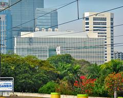 Kedubes AS dan Menara Multimedia (Ya, saya inBaliTimur (leaving)) Tags: jakarta building gedung architecture arsitektur office kantor