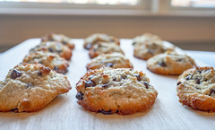 2018.10.21 Low Carbohydrate Chocolate Chip Cookies, Washington, DC USA 06725