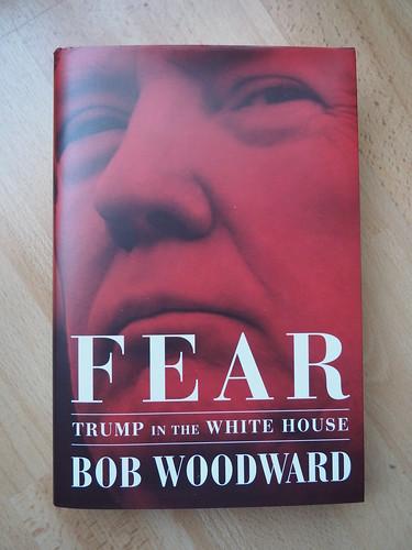 Bob Woodward book fan photo
