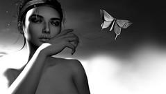 Secrets have wings... (tralala.loordes) Tags: tralalaloordes shi secondlife sl avatar virtualreality vr zibska