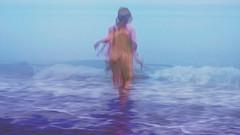 Bildschichten am Strand 03 (wos---art) Tags: bildschichten ostsee strand akt baden schwimmen frauenakt sommer frühling herbst winter nude nackt badende ohne unbekleidet